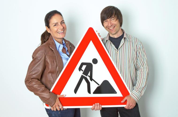 Die Bauretter mit Manuela Reibold-Rolinger