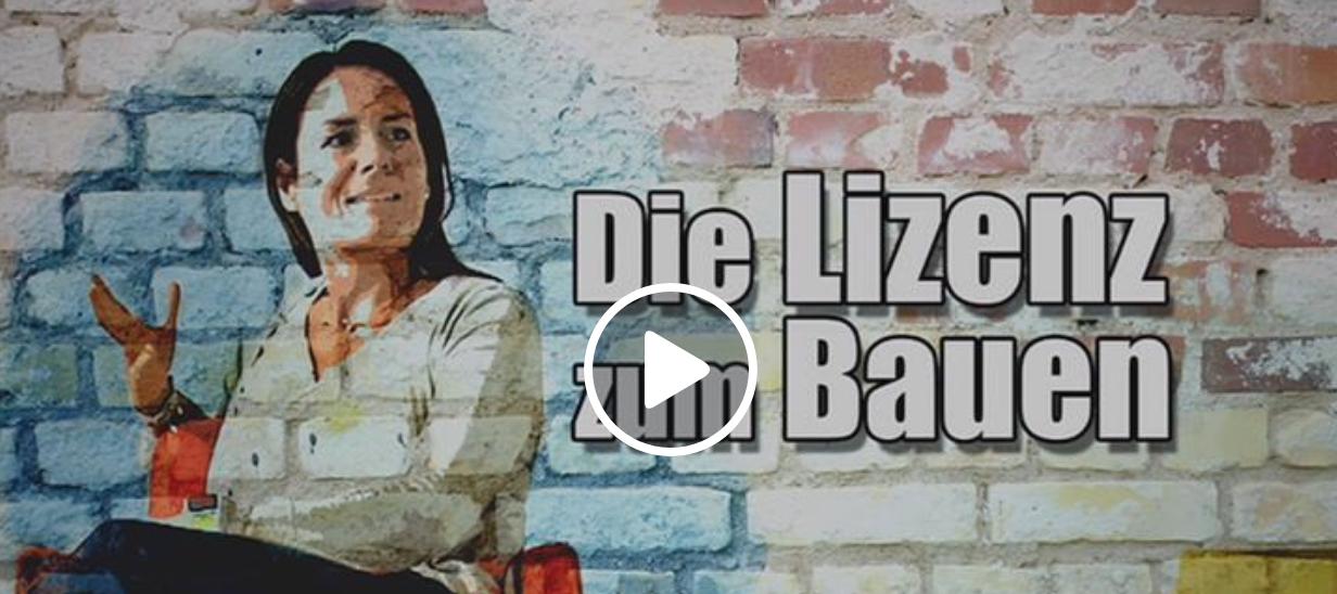 Manuela Reibold-Rolinger – Die Lizenz zum Bauen
