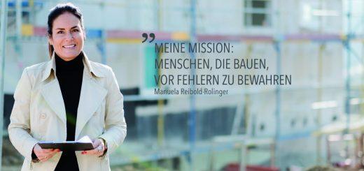 Manuela Reibold-Rolinger - Neues Bauvertragsrecht
