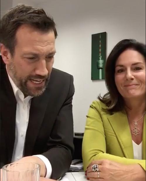 Aufzeichnung des Live-Chats aus ZDF Wiso
